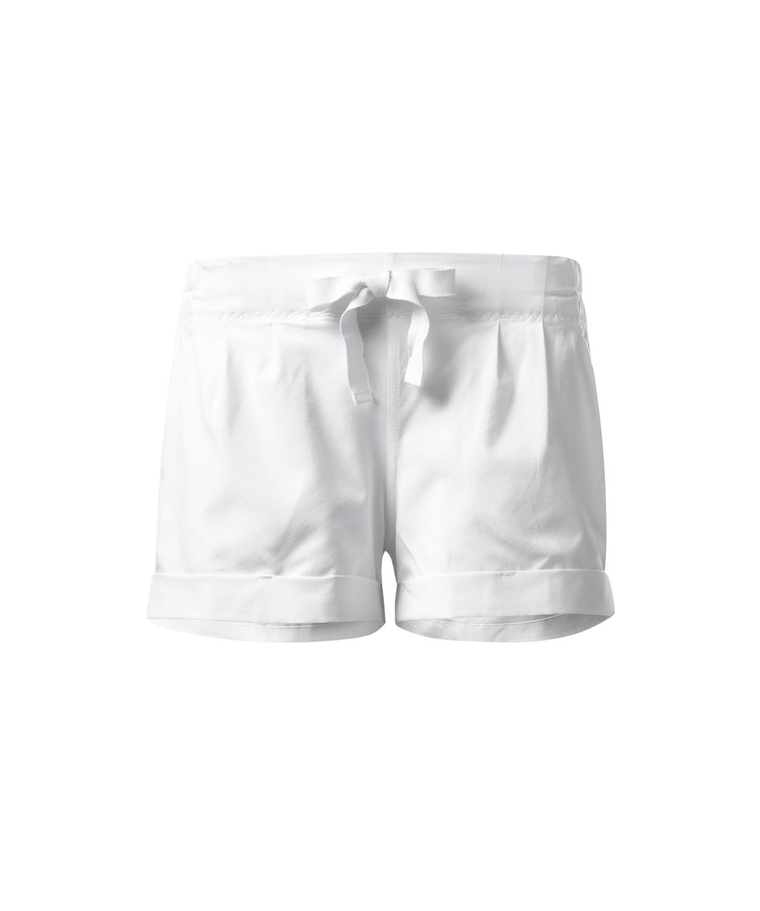 Lululemon Spring Break Away Short II - White