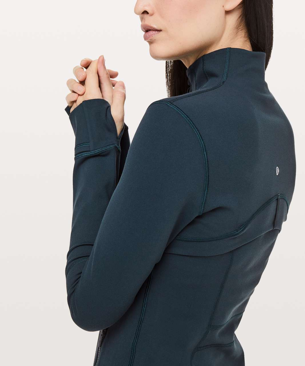 Lululemon Define Jacket - Nocturnal Teal