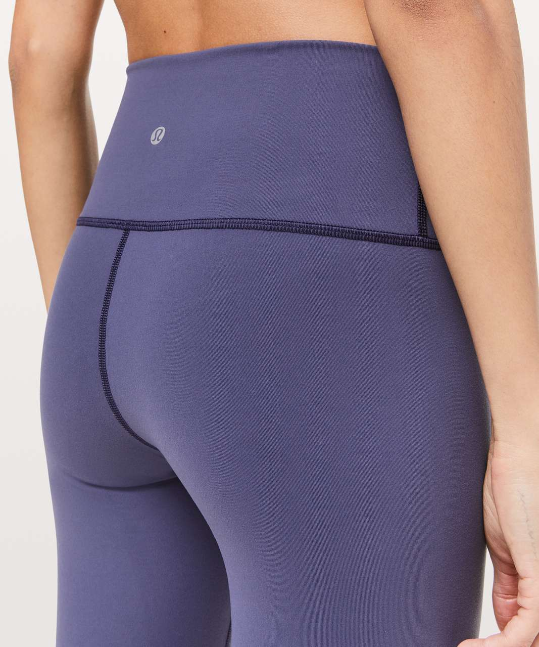 "Lululemon Wunder Under High-Rise 7/8 Tight *Full-On Luon 25"" - Gatsby Blue"