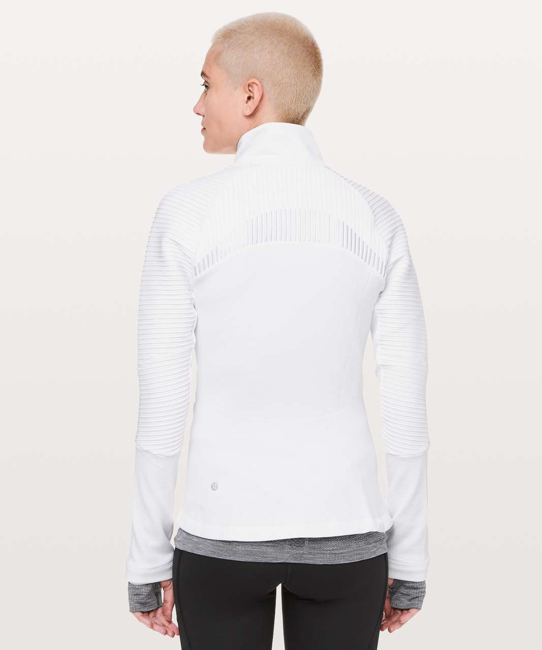 Lululemon Chill Going Strong Jacket - White