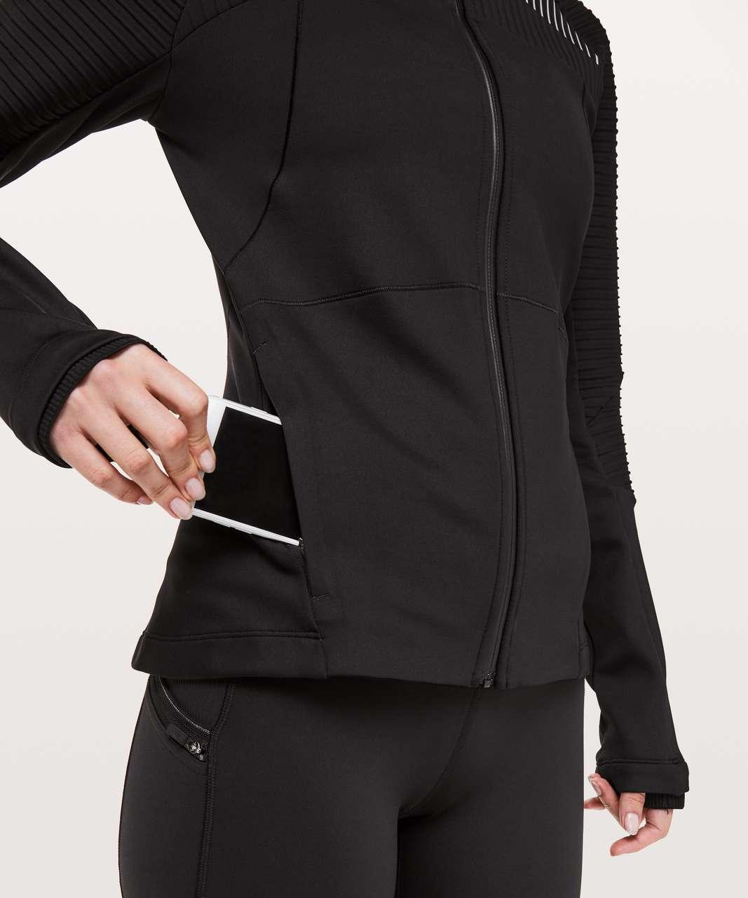 Lululemon Chill Going Strong Jacket - Black