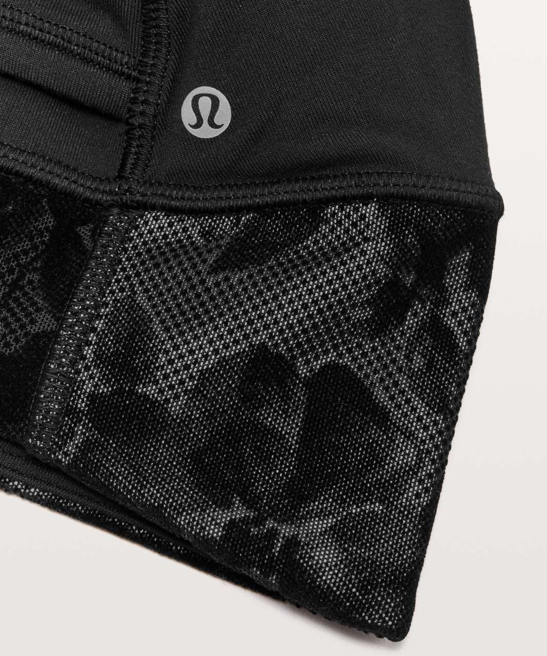 Lululemon Forget The Shivers Beanie - Black / Silver Reflective