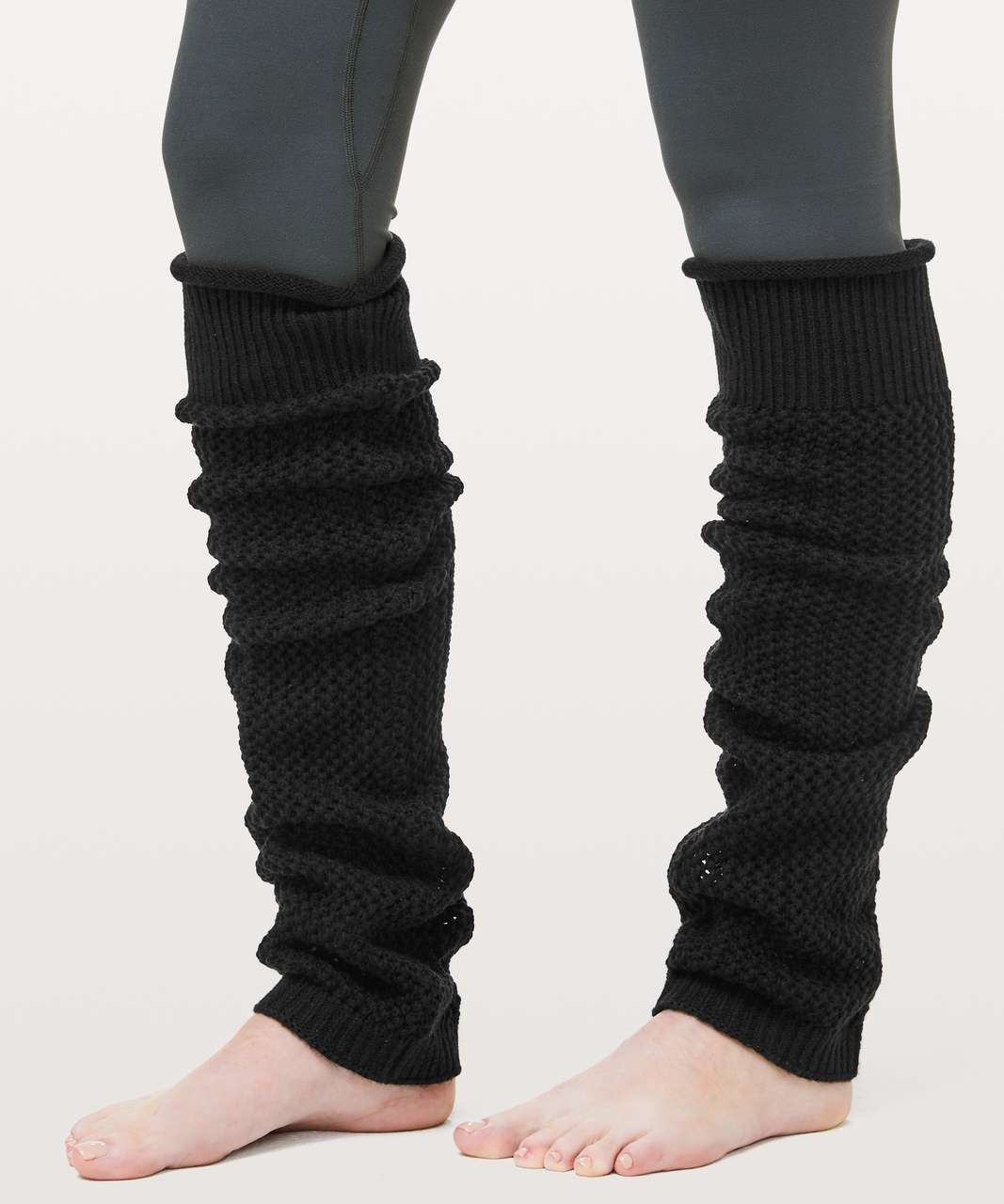 Lululemon Falling Freely Leg Warmer - Black