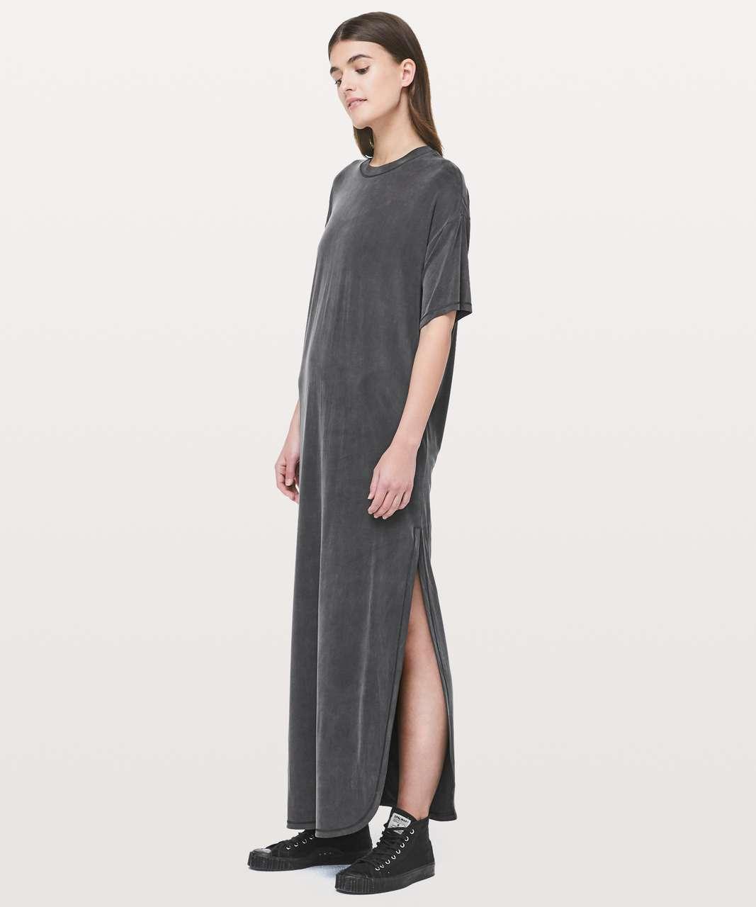 Lululemon Sumu-Su Dress - Deep Coal