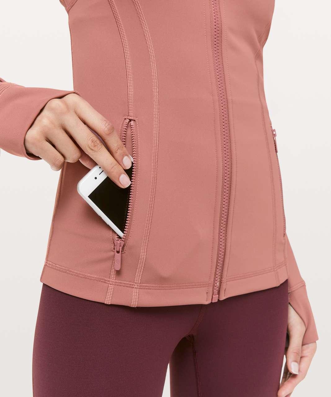 Lululemon Define Jacket *Luxtreme - Spanish Rose