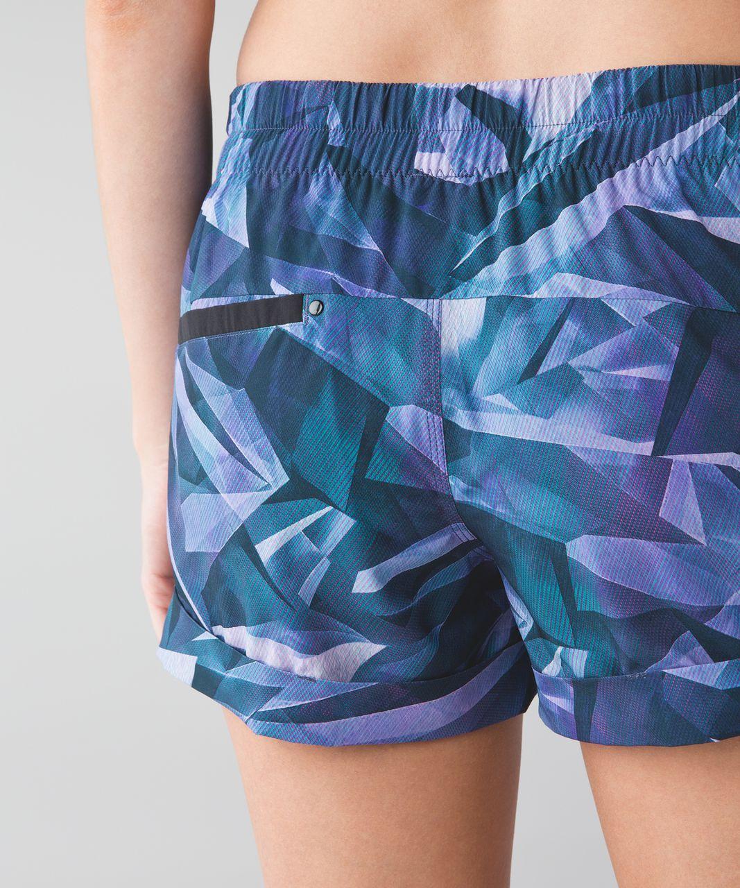 Lululemon Spring Break Away Short - Pretty Prism Multi