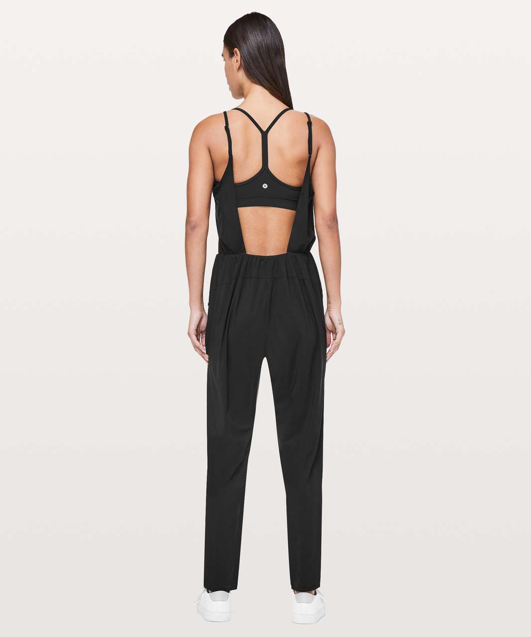 Lululemon All For It Onesie - Black