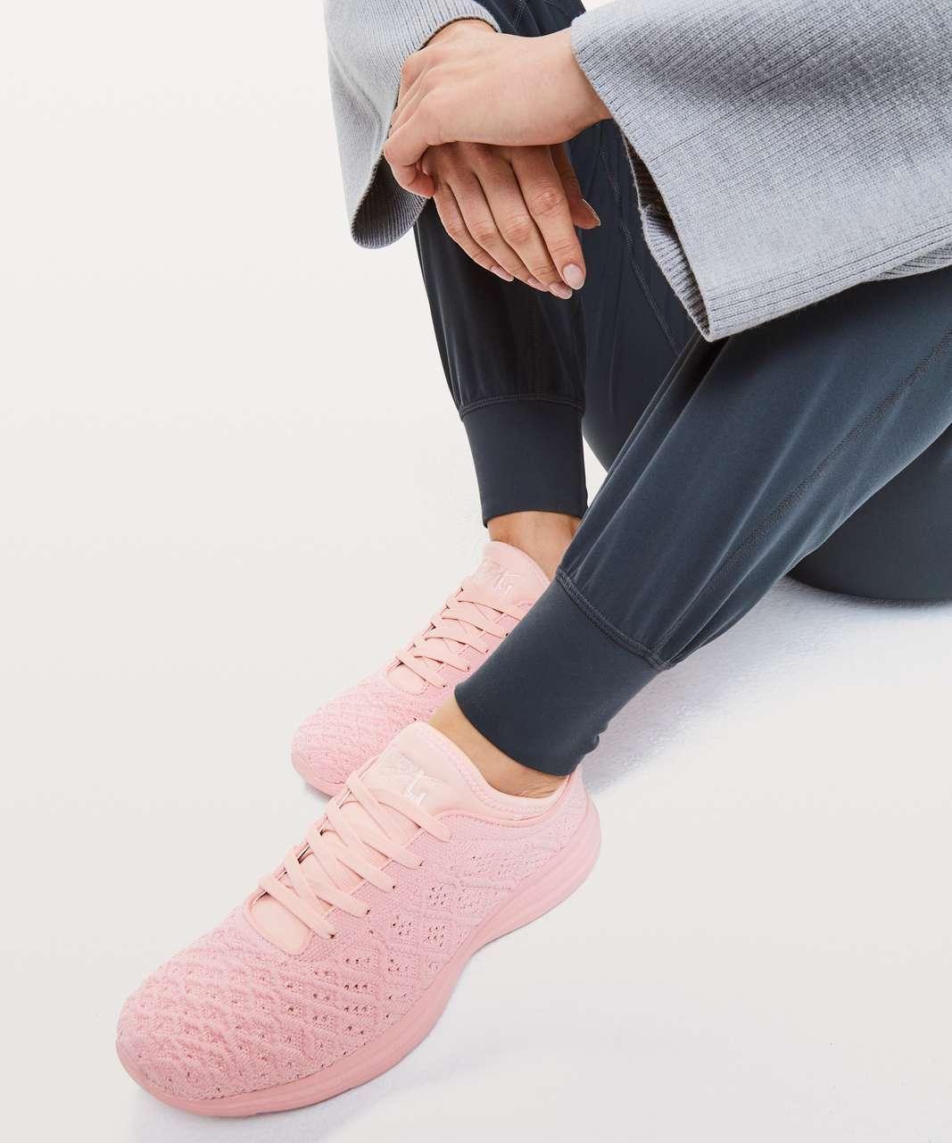 Lululemon Womens TechLoom Phantom Shoe - Faint Coral