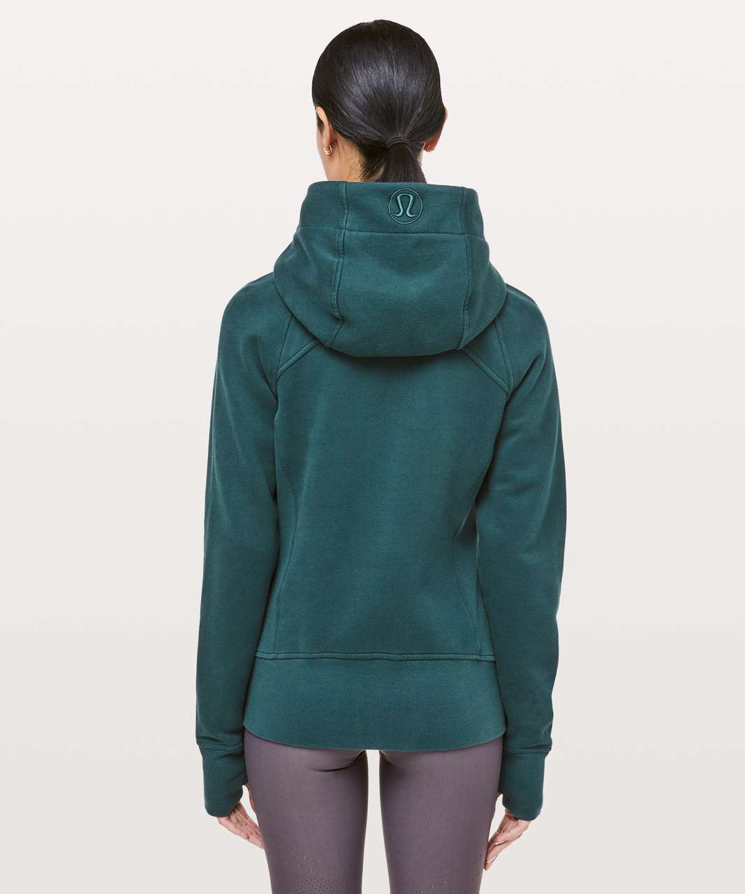 Lululemon Scuba Hoodie *Light Cotton Fleece - Submarine
