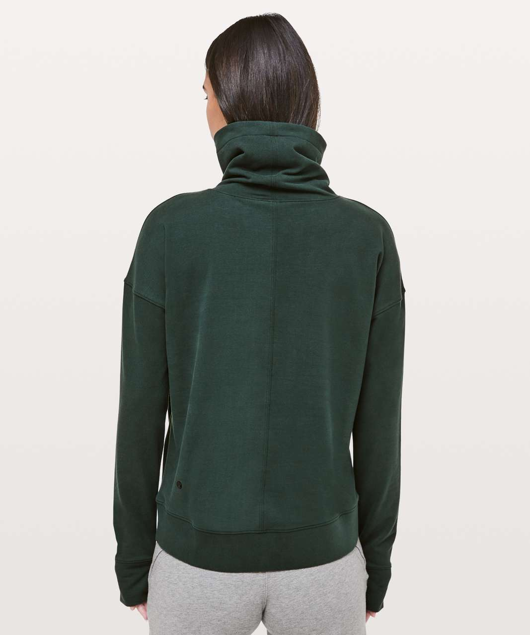 Lululemon Go Forward Pullover - Dark Fuel