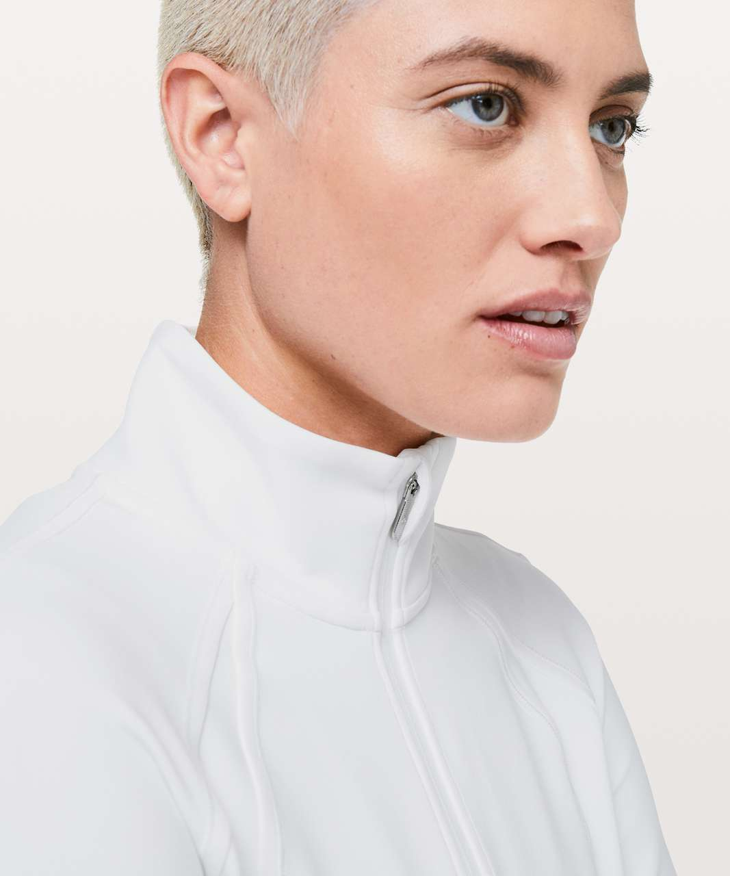 Lululemon In Profile Jacket - White