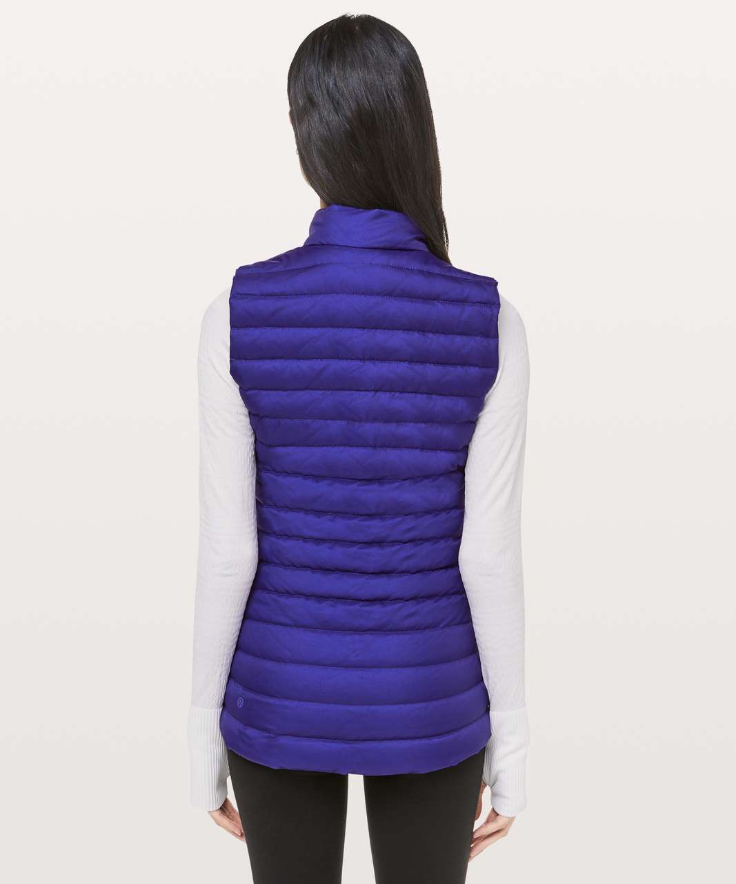 Lululemon Pack It Down Again Vest - Lazurite