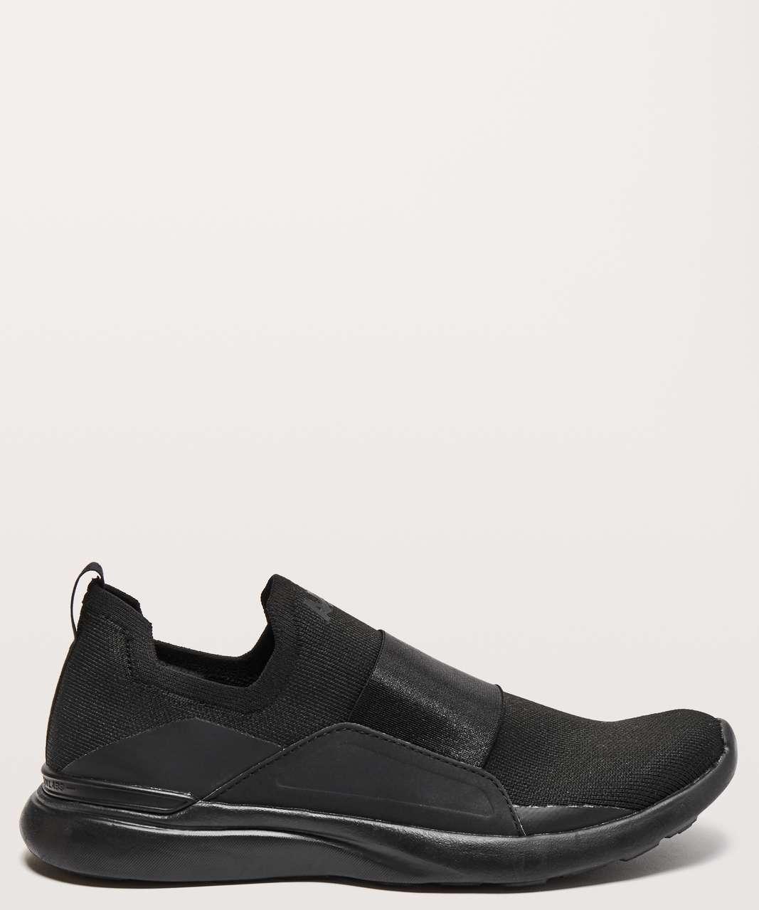 Lululemon Womens Bliss Water Resistant Shoe Black Black