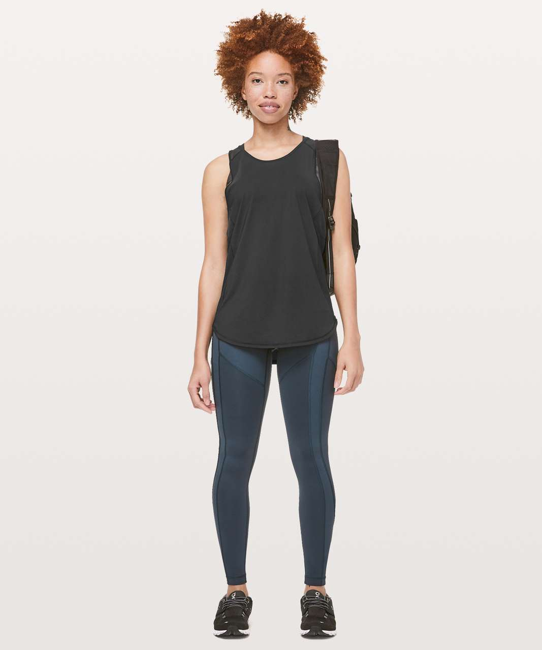 Lululemon Sculpt Tank II - Black