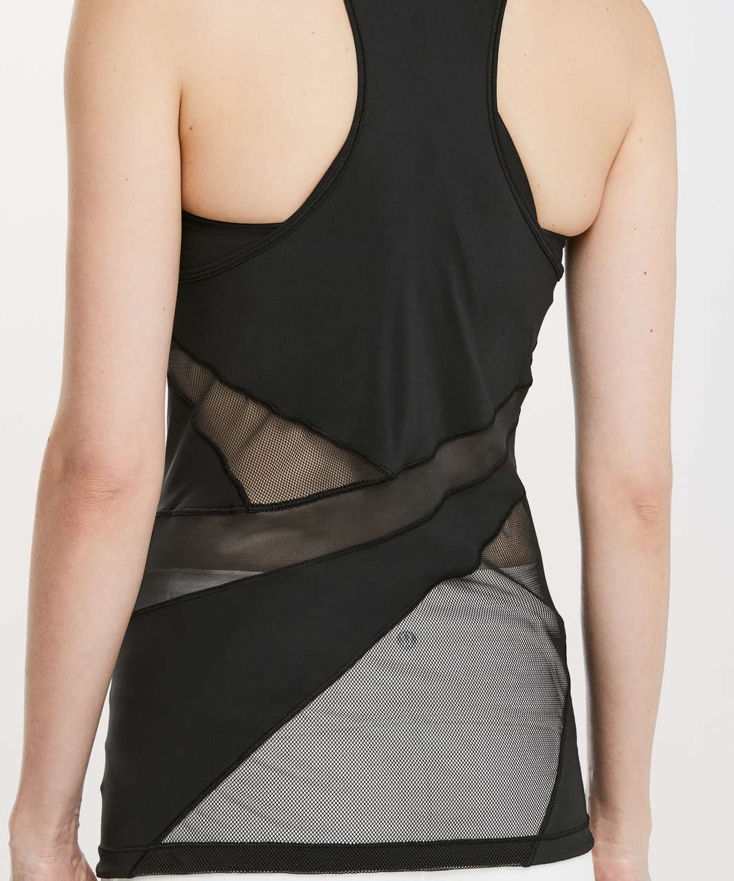 Lululemon Mesh In Motion Racerback - Black