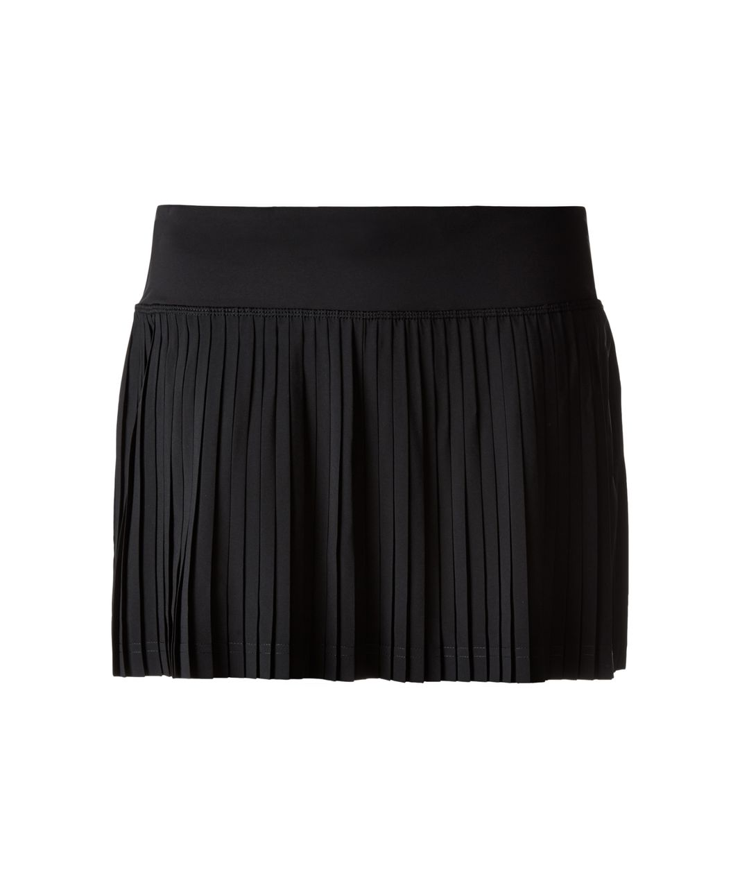 fc3dd4788a Lululemon Pleat To Street Skirt II - Black - lulu fanatics