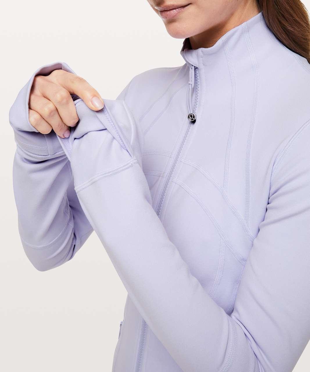 Lululemon Define Jacket - Sheer Lilac