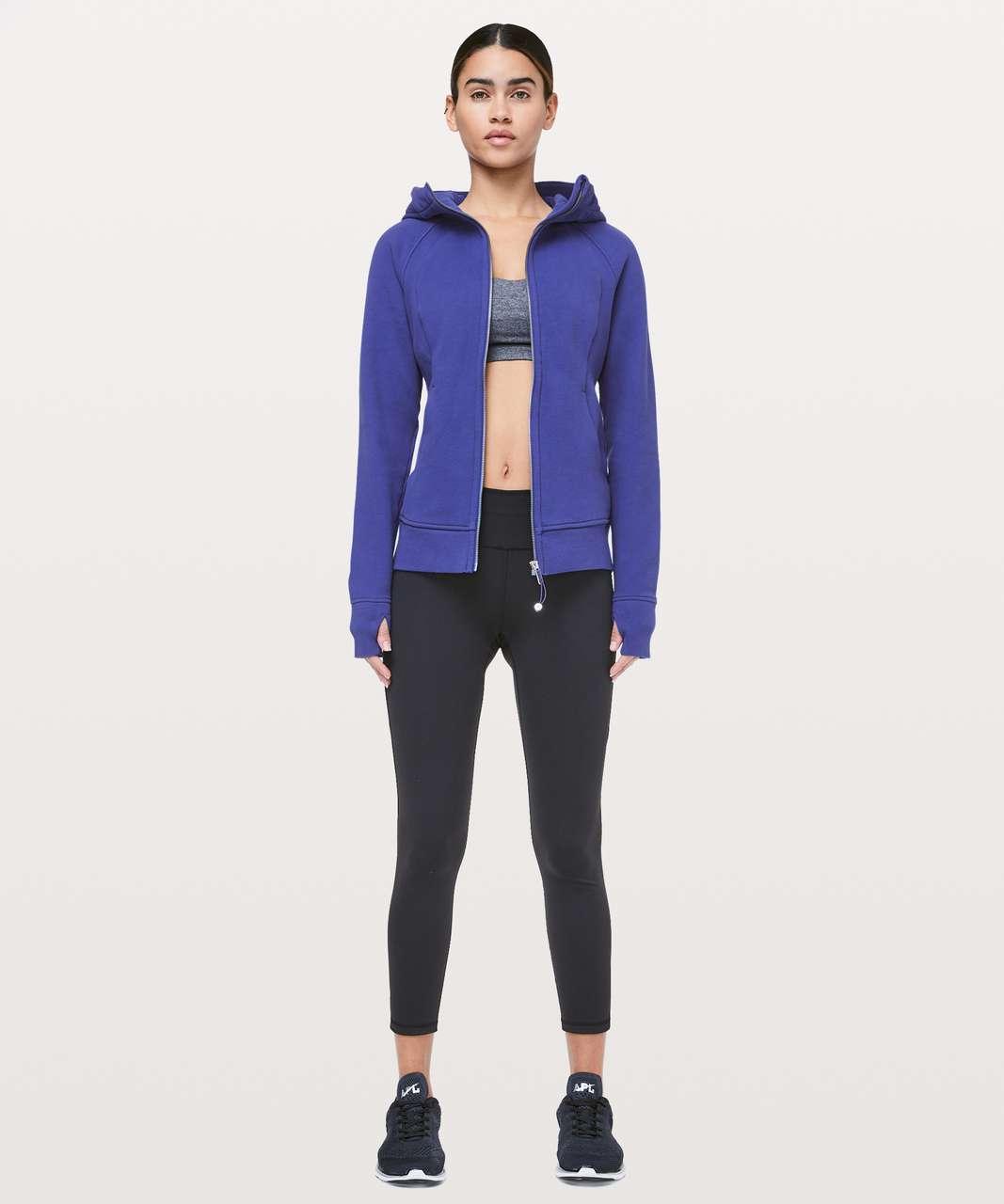 Lululemon Scuba Hoodie *Light Cotton Fleece - Blazer Blue