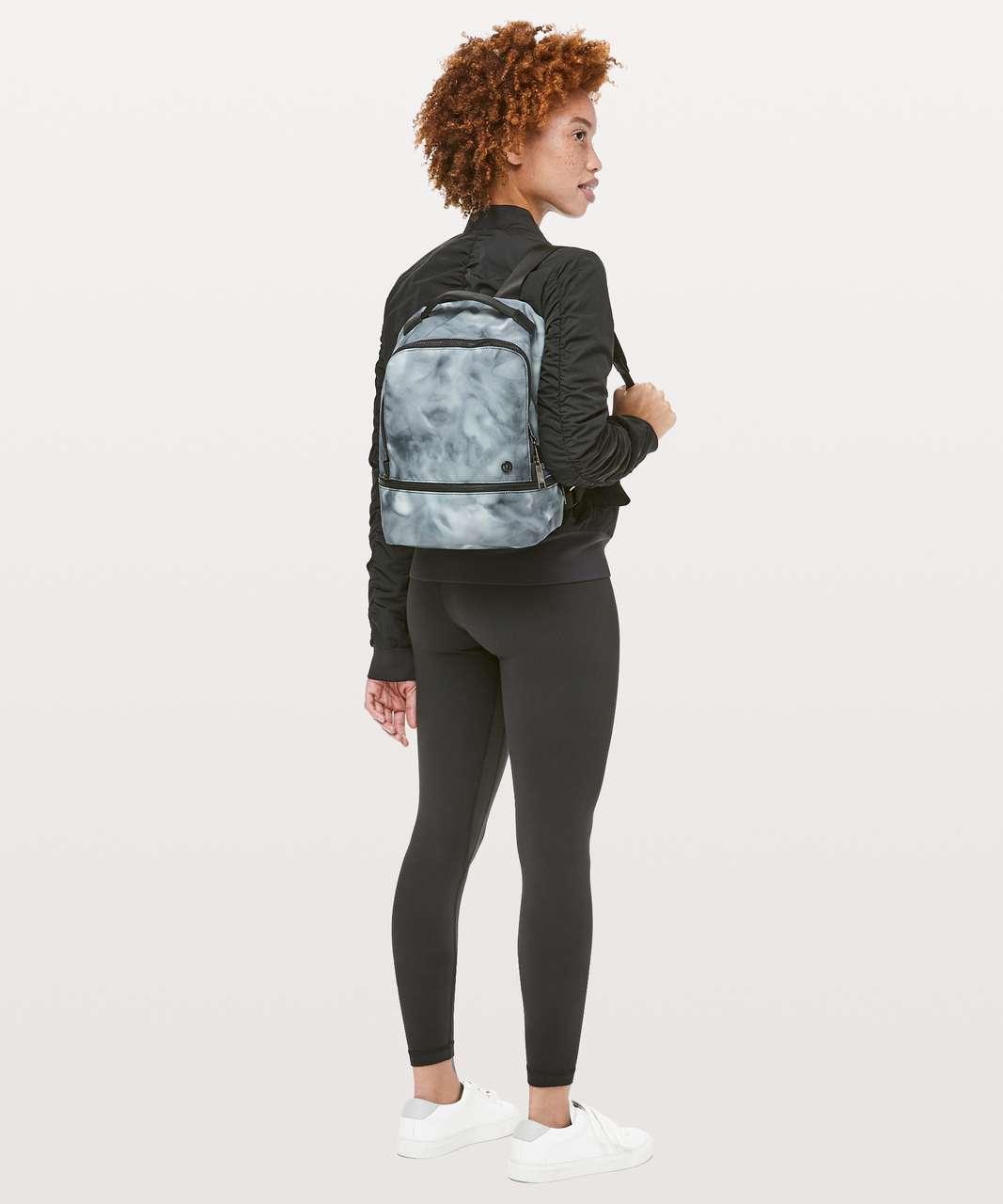Lululemon City Adventurer Backpack Mini *10L - Spray Dye Grey Multi