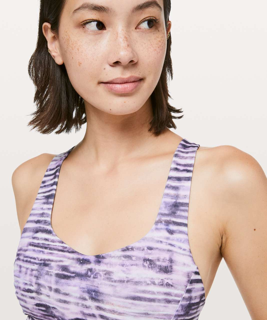 Lululemon Free To Be Serene Bra - New Horizon Multi