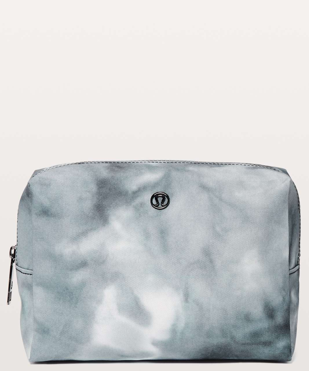Lululemon All Your Small Things Pouch *4L - Spray Dye Grey Multi / Black