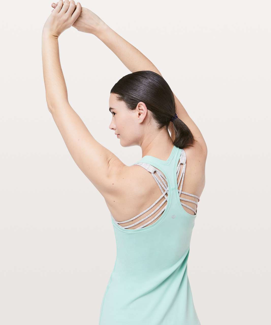 Lululemon Cool Racerback II - Tonic Sea
