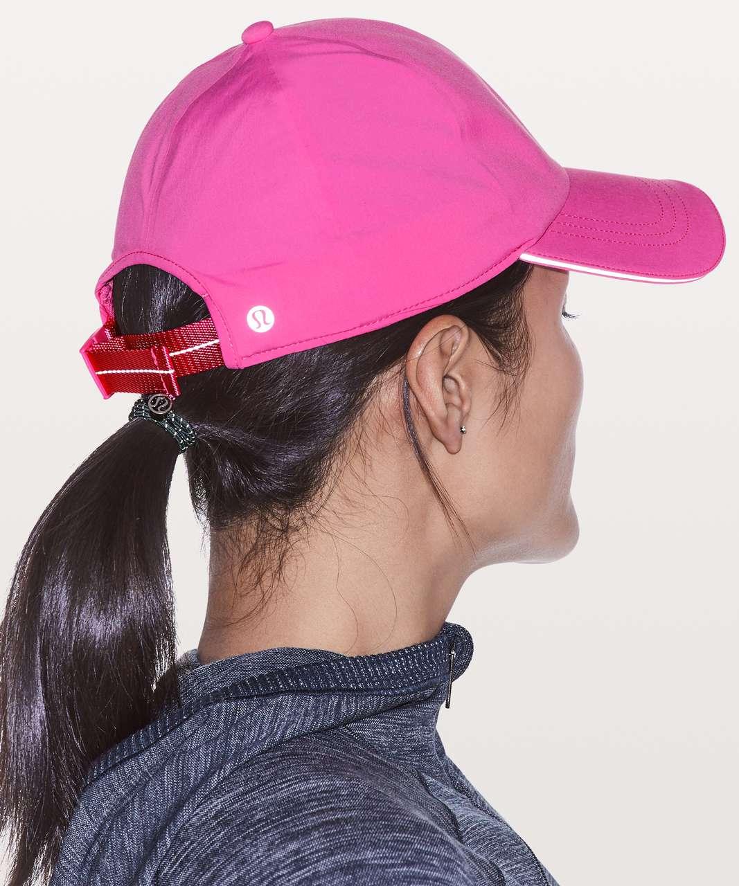 Lululemon Baller Hat Run - Sonic Pink