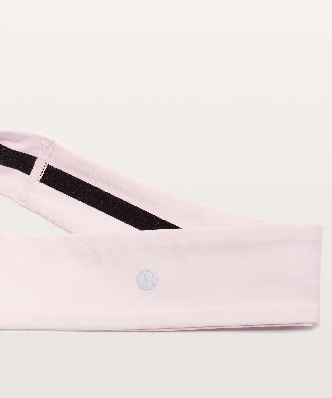 Lululemon Fly Away Tamer Headband - Blissful Pink