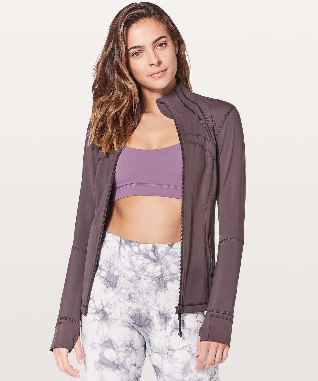 Lululemon Define Jacket *Nulux - Vintage Grape