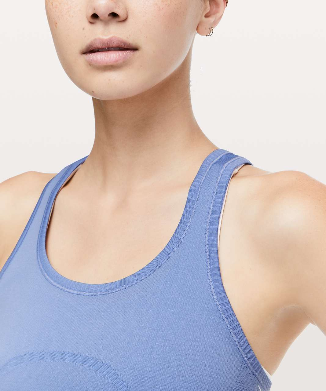 Lululemon Swiftly Tech Racerback - Hydrangea Blue / Hydrangea Blue