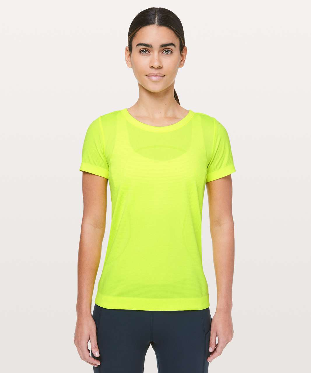 Lululemon Swiftly Tech Short Sleeve (Breeze) *Relaxed Fit - Ray / Ray