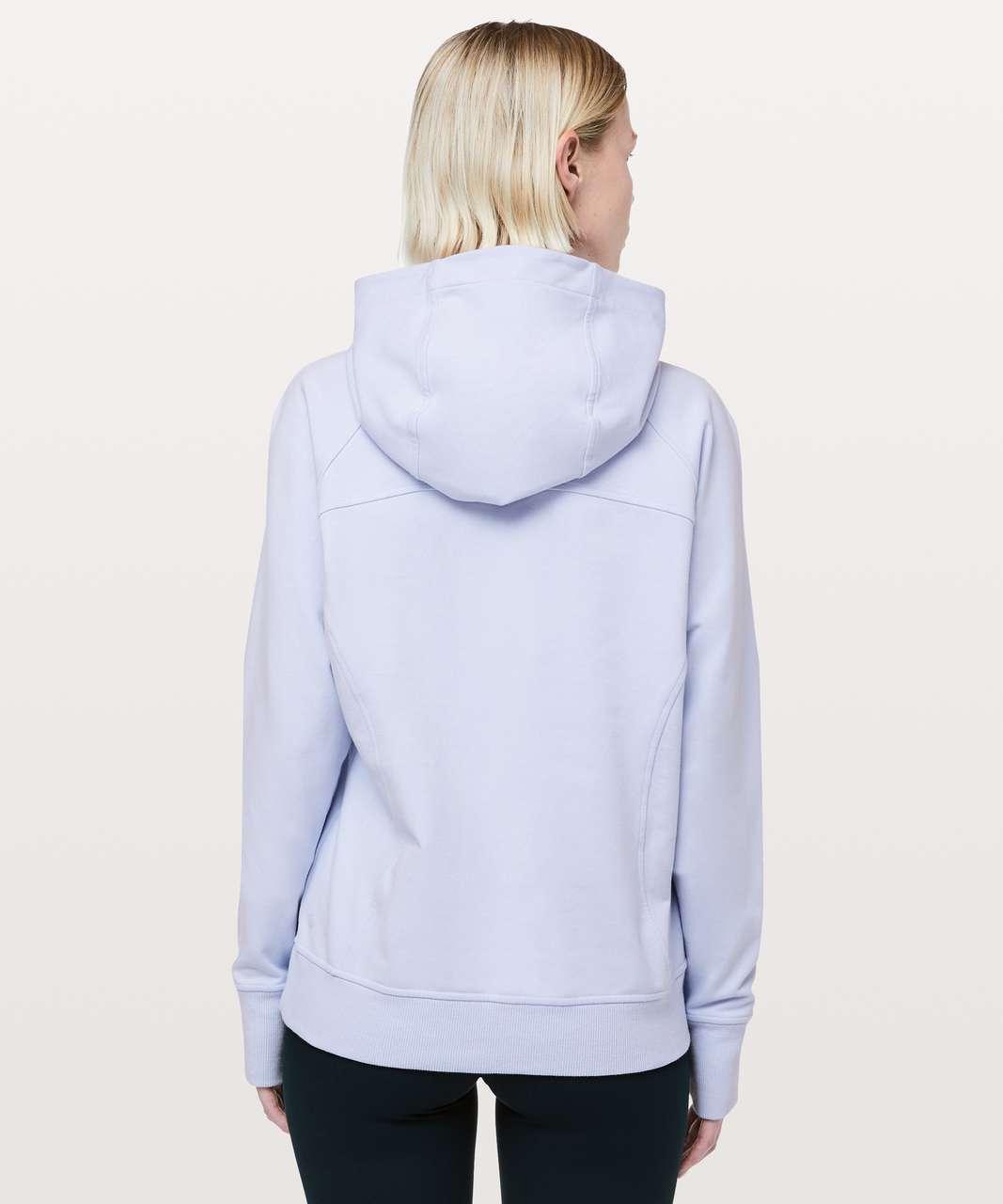 Lululemon Scuba Pullover - Serene Blue