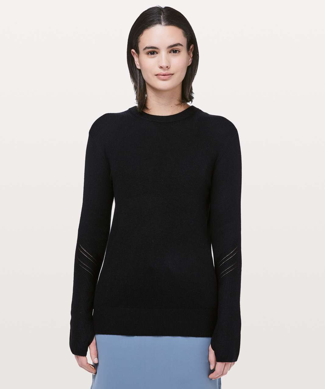 Lululemon Time To Restore Sweater - Black