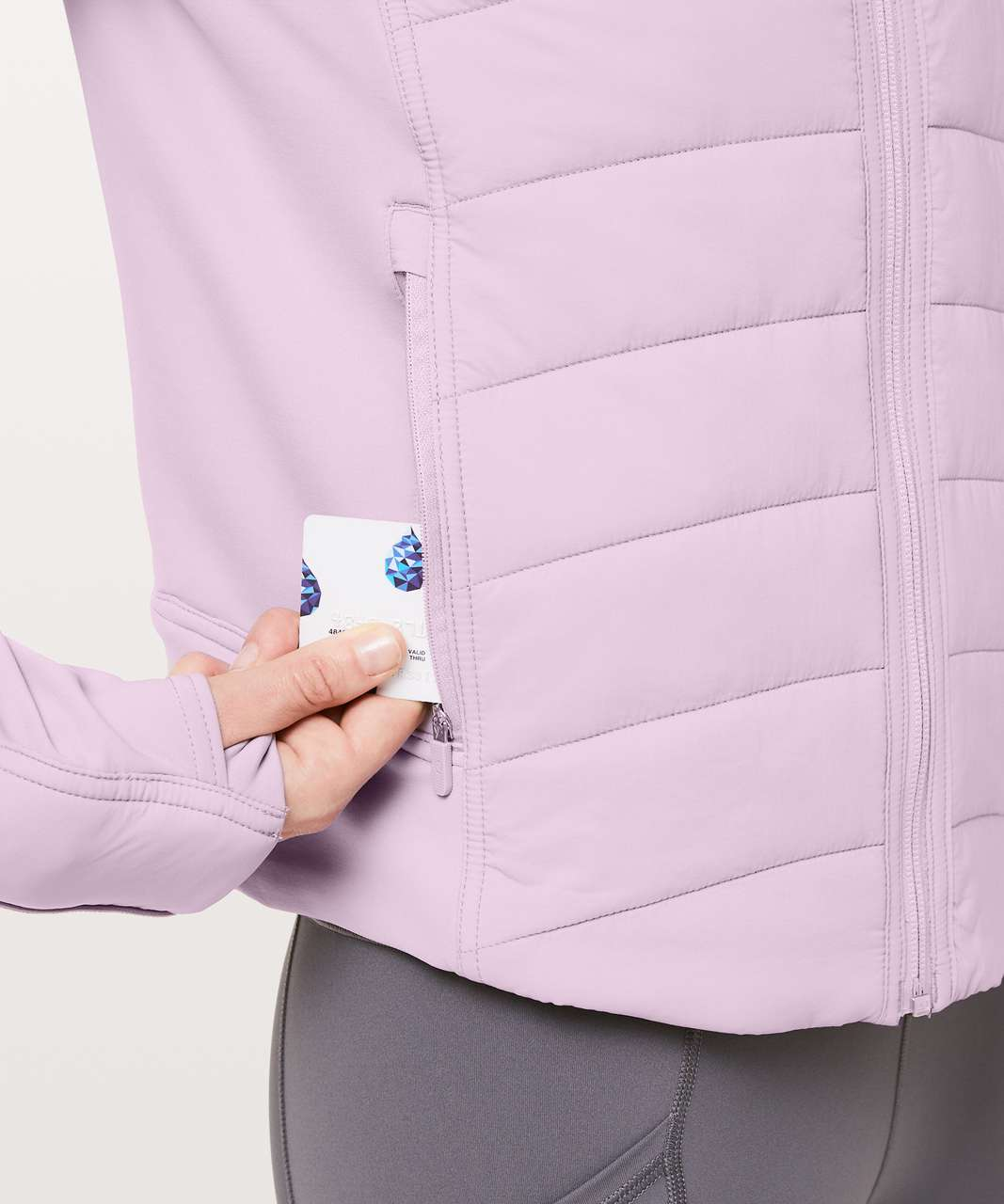 Lululemon Push Your Pace Jacket - Antoinette