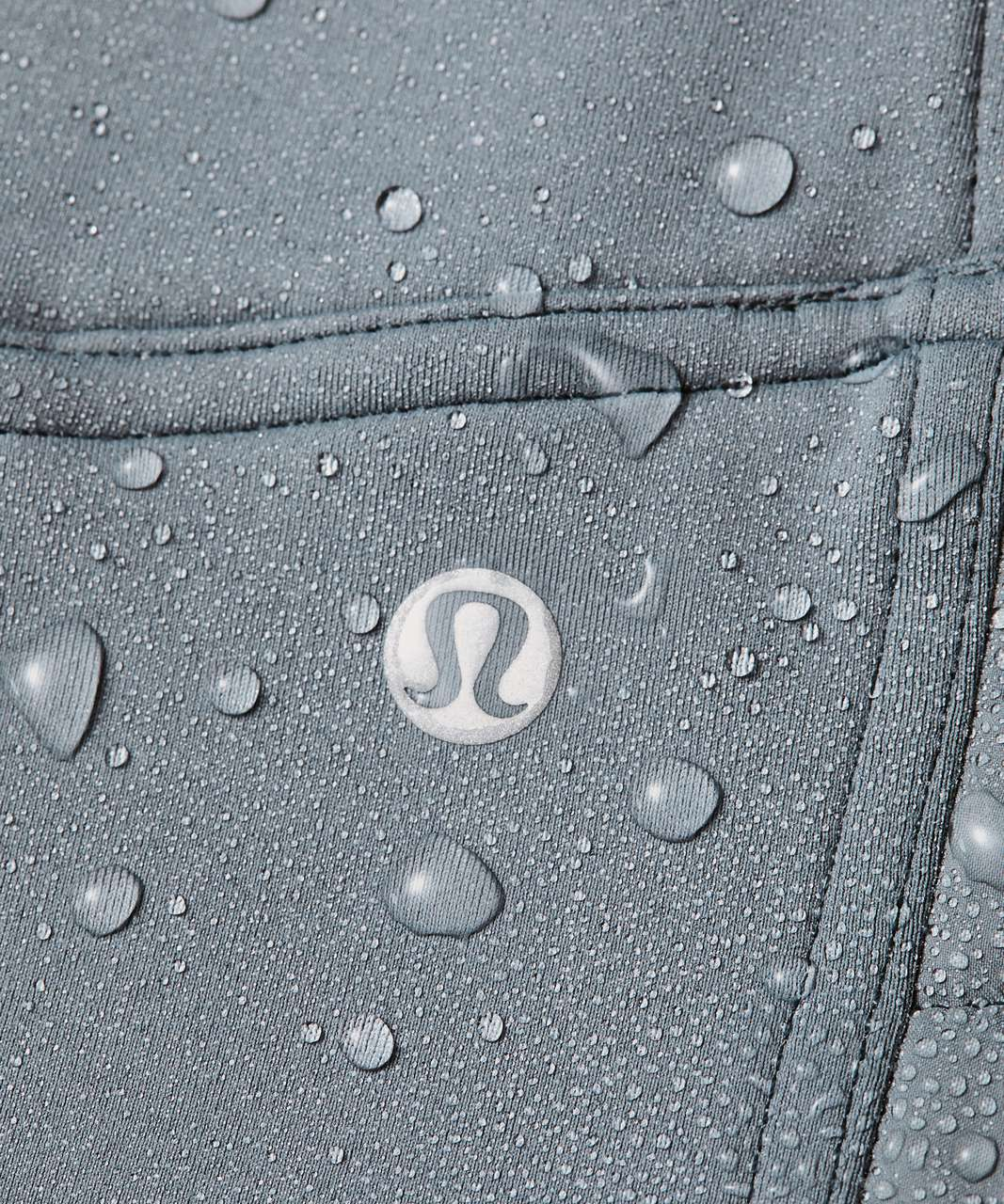 Lululemon Push Your Pace Jacket - Steam Blue