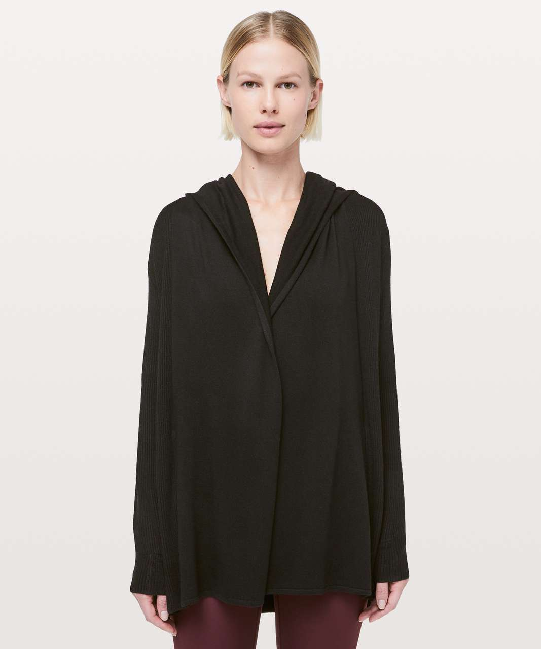 Lululemon Sundown Wrap - Black