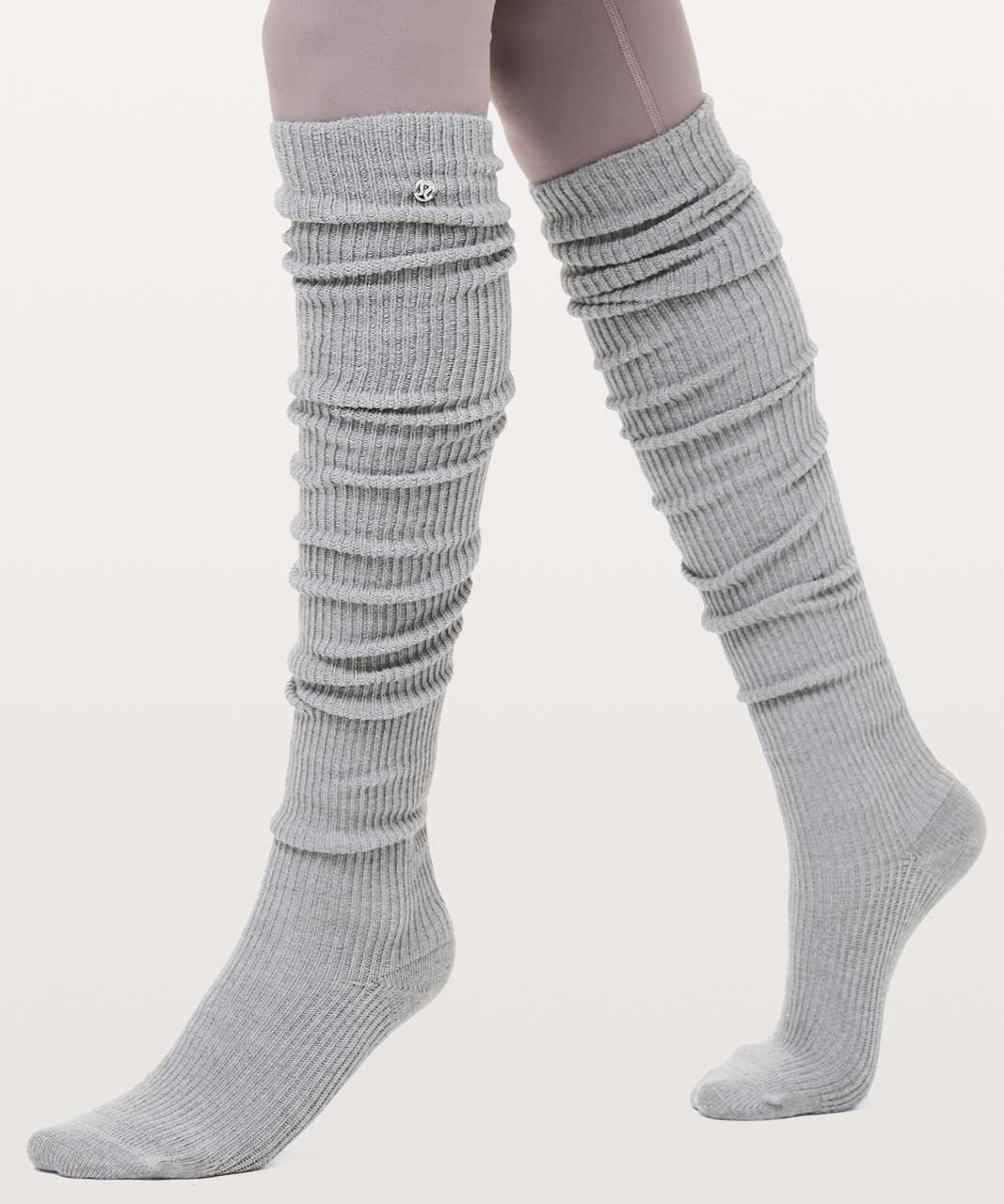 Lululemon Savasana Sock - Light Cast
