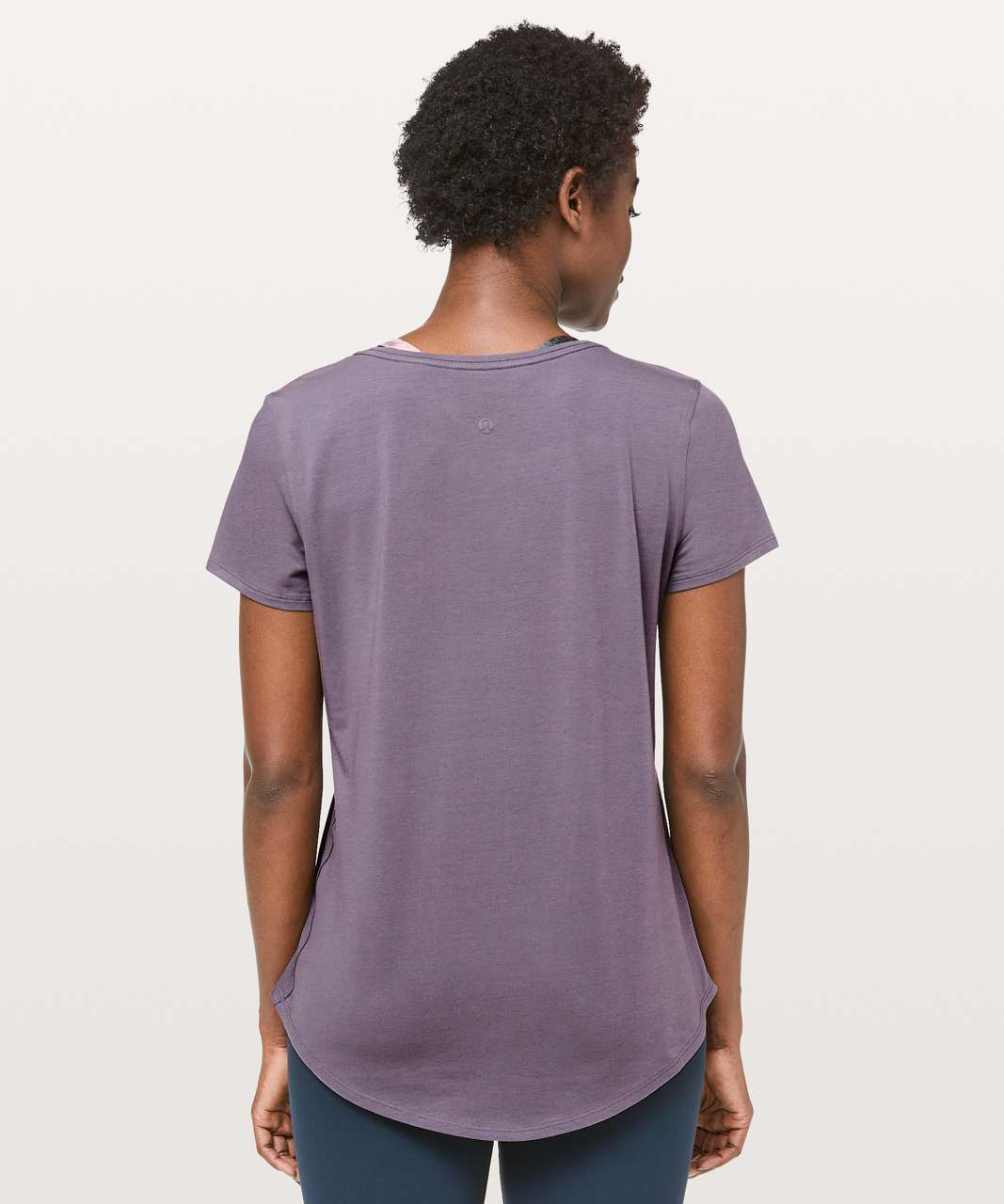 Lululemon Love Crew III - Graphite Purple (First Release)