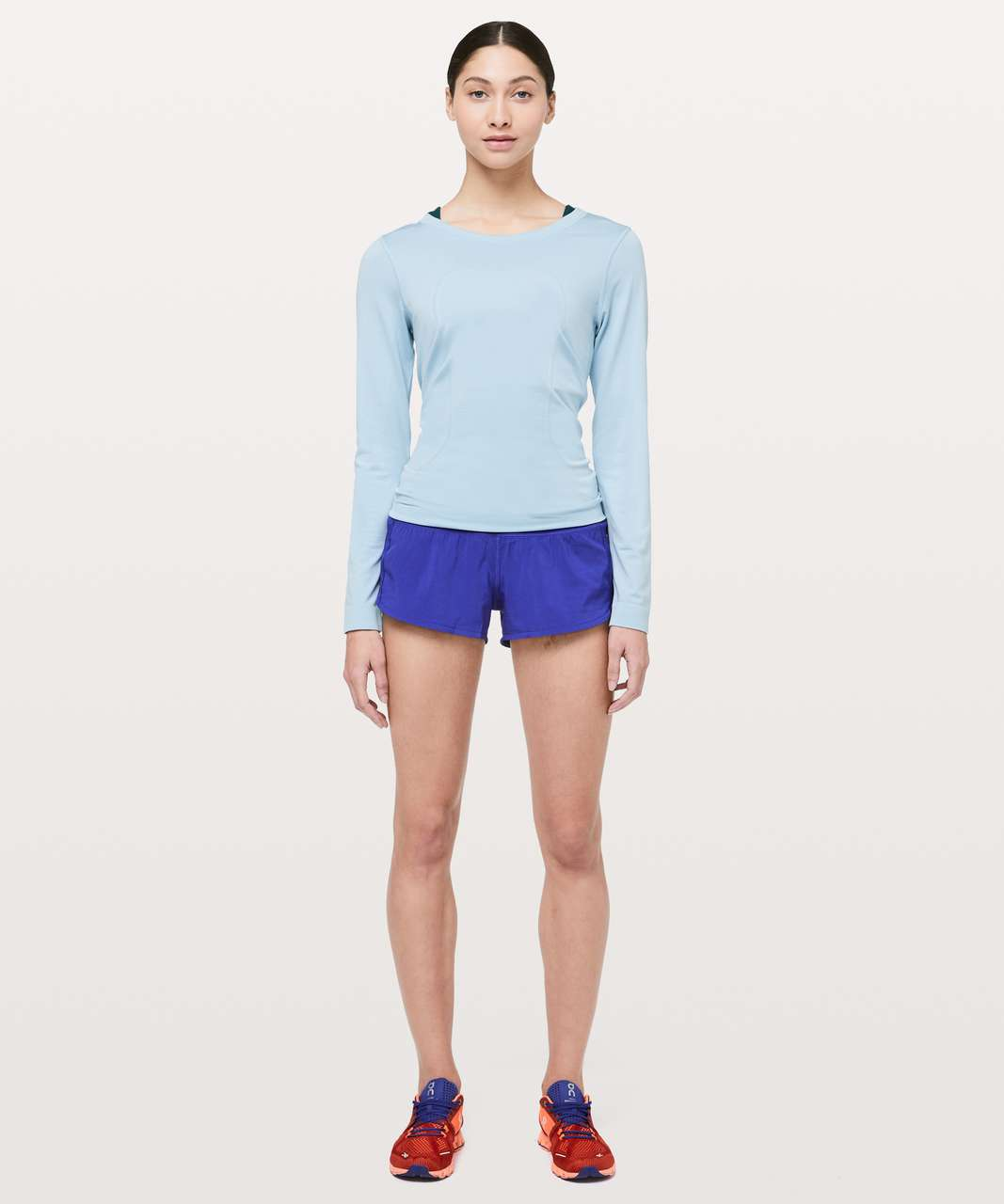 "Lululemon Speed Up Short *2.5"" - Lazurite"