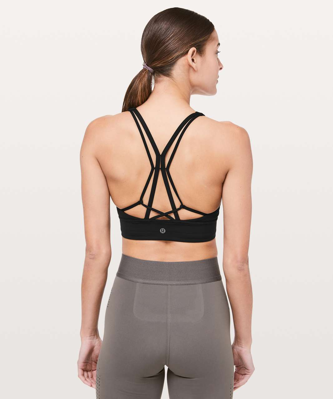 Lululemon Ride & Reflect Bra *lululemon X SoulCycle - Black