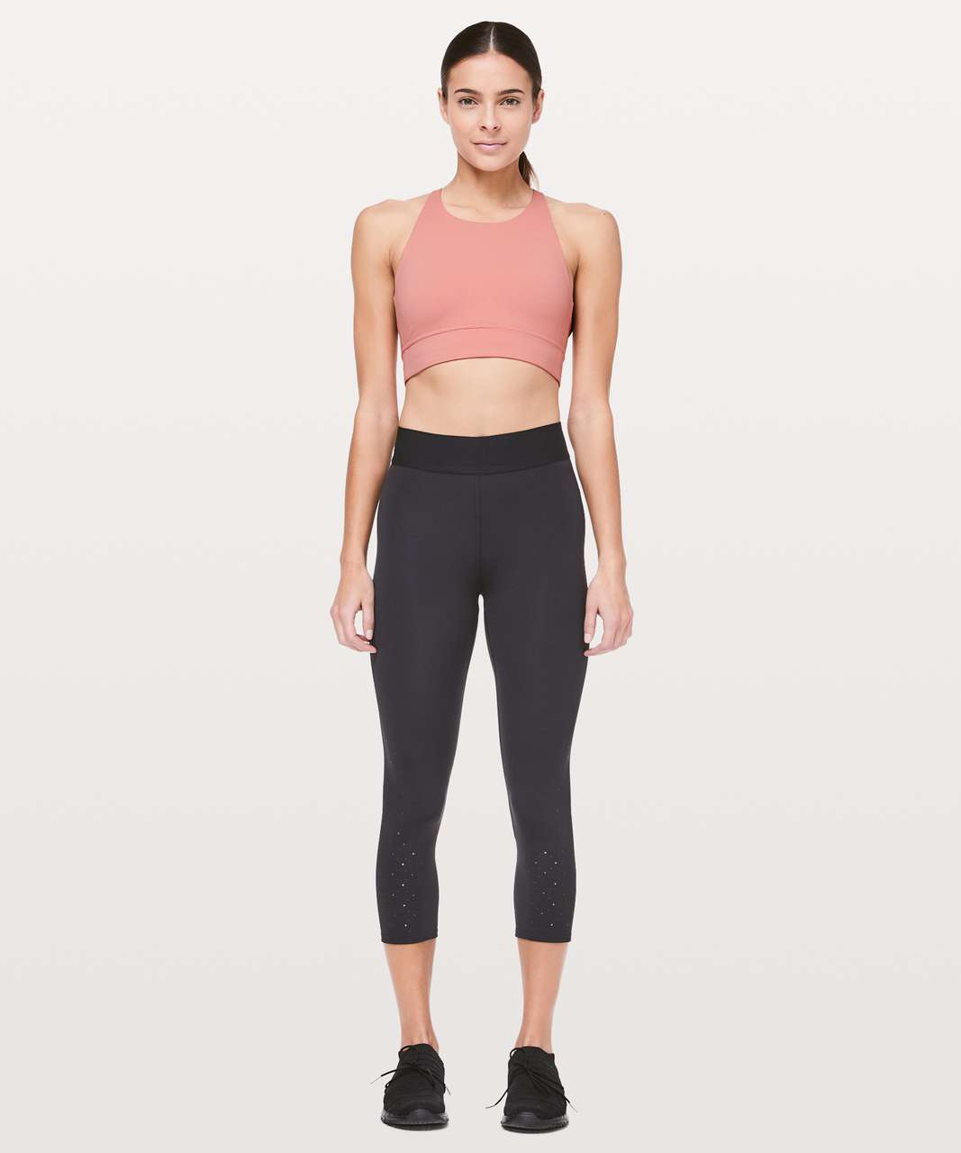 Lululemon Ride & Reflect Bra *lululemon X SoulCycle - Cameo