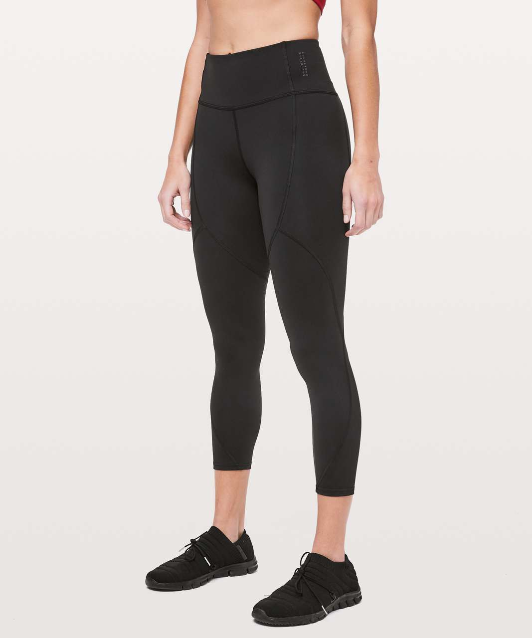 "Lululemon To The Beat Tight 24"" *lululemon X SoulCycle - Black"