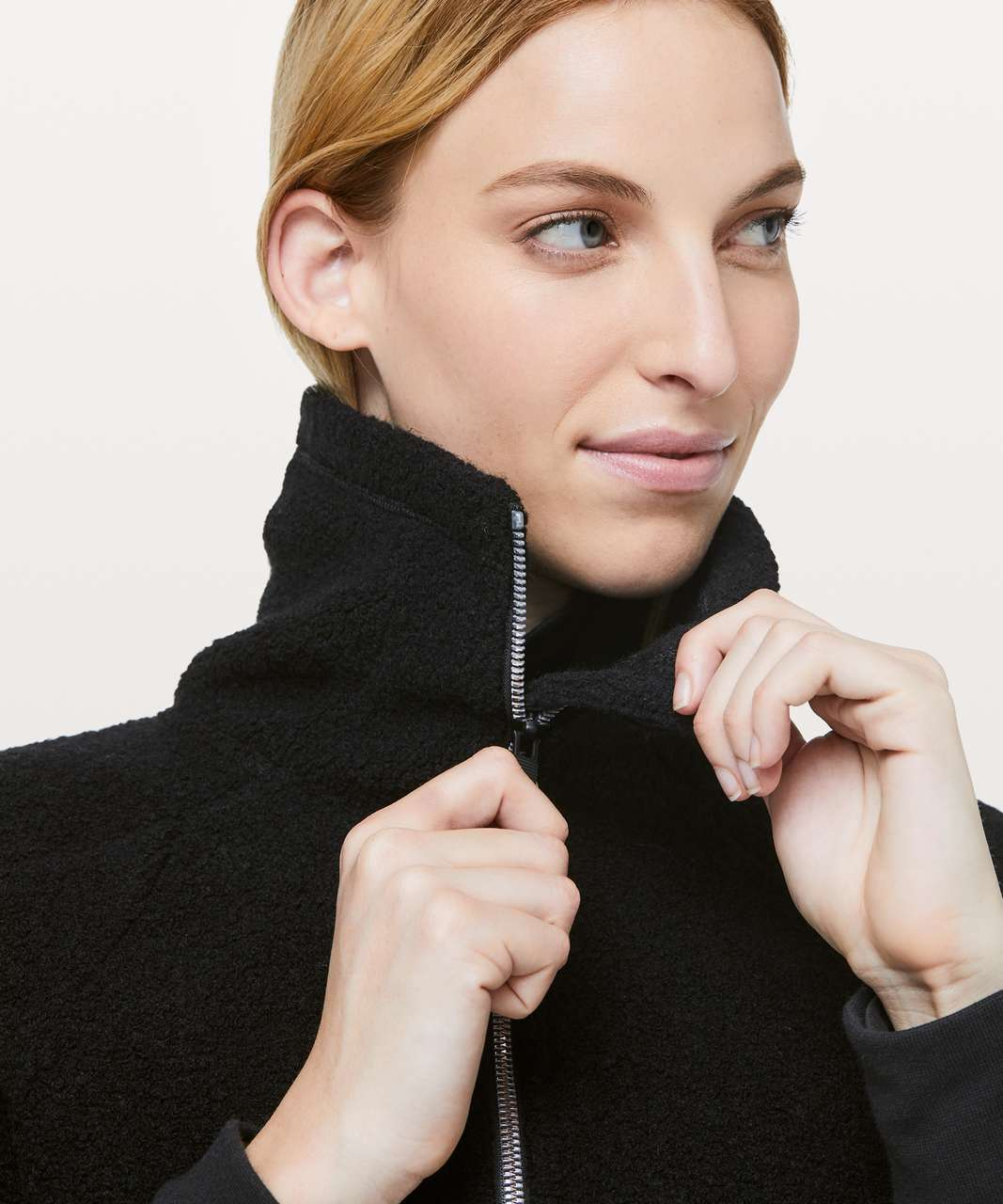 Lululemon So Sherpa Jacket - Black