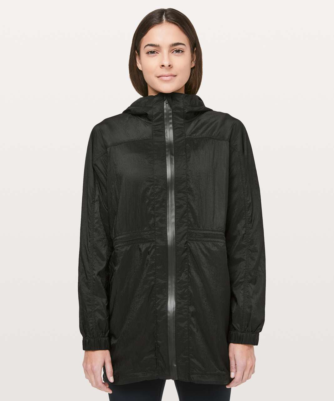 Lululemon In The Clear Jacket - Black