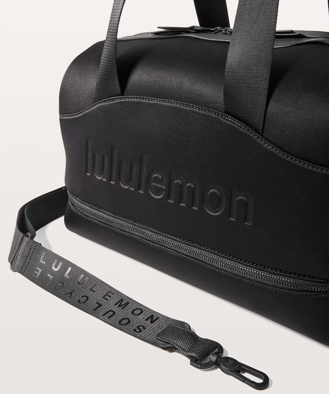 Lululemon To The Beat Duffel *lululemon X SoulCycle - Black