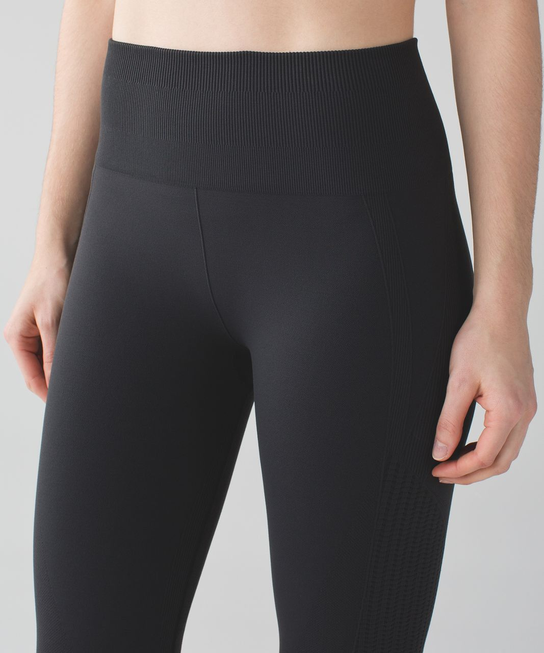 e451e40bc0 Lululemon Flow & Go Crop - Black - lulu fanatics