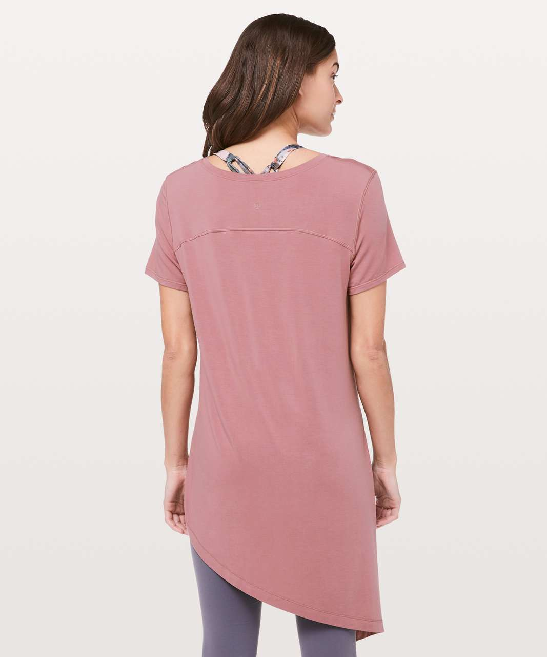 Lululemon To The Point Tee - Quicksand