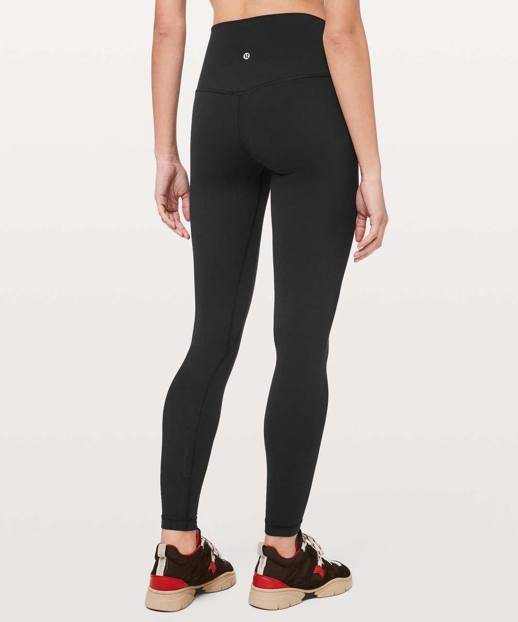 """Lululemon Align Pant *Full Length 28"""" - Black"""