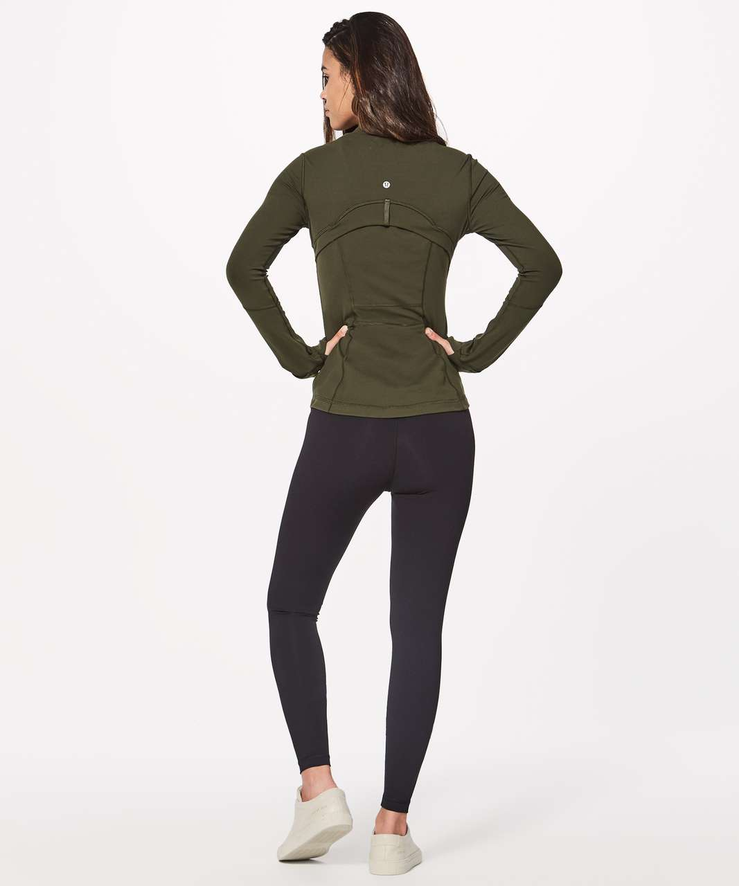 Lululemon Define Jacket - Dark Olive
