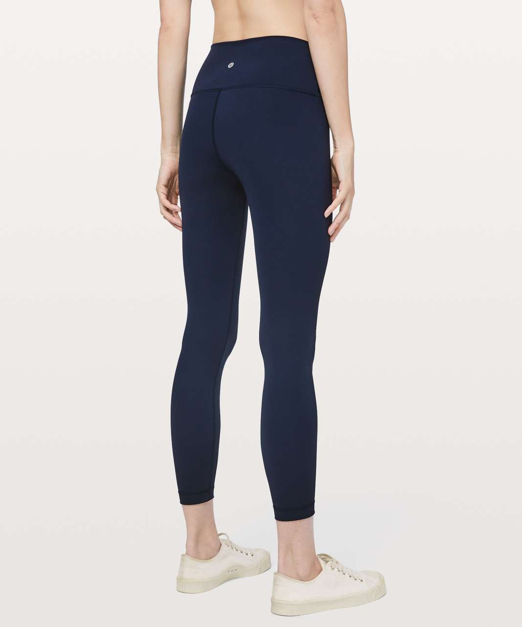 "Lululemon Wunder Under High-Rise 7/8 Tight *Full-On Luxtreme 25"" - True Navy"